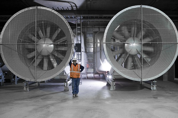 Tunnel Ventilation Fans : Eastlink tunnels lead the way